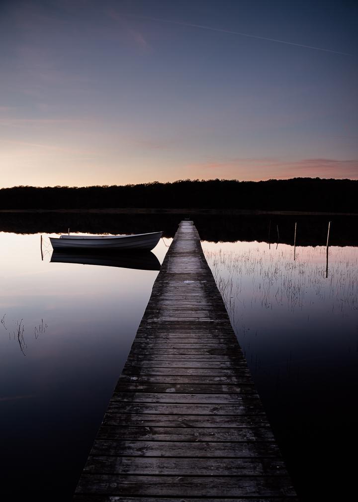 Ensam båt